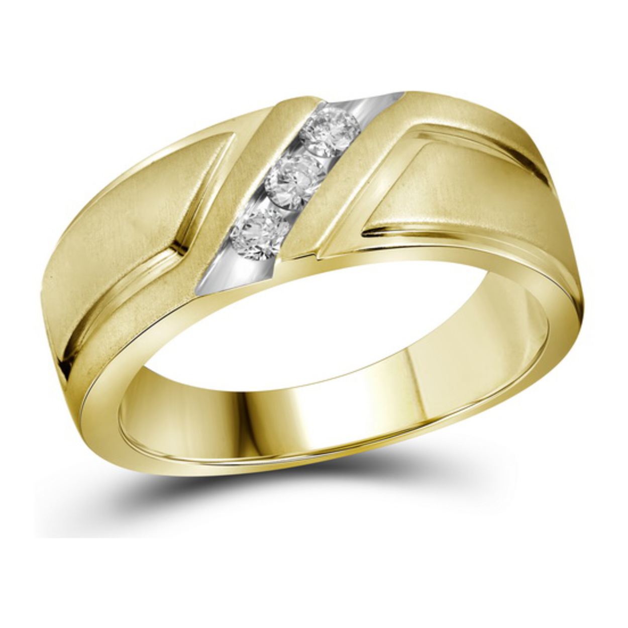 sarraf band stone and round categories rings anniversary diamond white std com gold bands